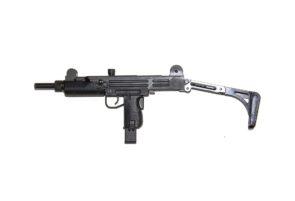 Walther - Uzi SMG - aberta